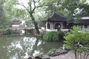 上海出发苏州一日游旅游  旅游攻略  旅游报价