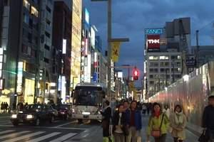 3月厦门到日本旅游【经典之旅】伊豆早樱箱根京都奈良大阪6日