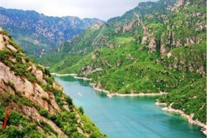 6月份到北京十渡拒马乐园踏水、孤山寨登山赏青巴士一日旅游
