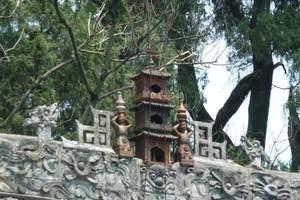 汉中旅游景点介绍 西安到汉中武侯祠汽车二日旅游跟团线路