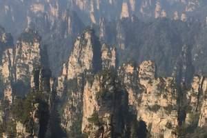 张家界黄龙洞、大峡谷+玻璃桥两日游