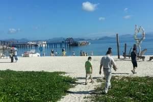 秦皇岛山海关到海南旅游线路推荐_海南双飞五日纯玩团 跟团游
