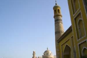 新疆喀什达瓦昆沙漠、香妃墓、清真寺包车二日游