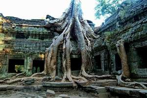 长沙到柬埔寨旅游,长沙直飞柬埔寨金边、吴哥6日游(五星豪华)