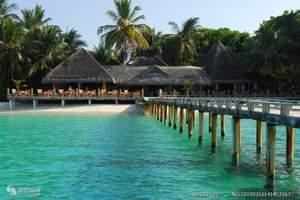 马尔代夫5晚7天行程  马尔代夫岛屿 马代旅游攻略 W酒店