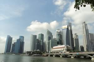 上海直飞新加坡纯玩五日游 【玩转圣淘沙+夜游克拉码头】