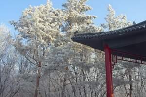 【延吉出发】长白山皇冠温泉两日游/室内外温泉/红松王滑雪