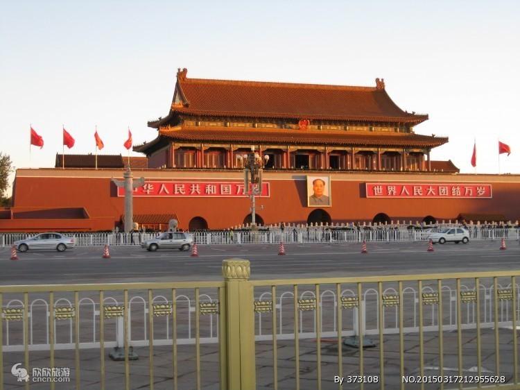 五一青岛到北京旅游 老年人金牌夕阳红团北京高飞五
