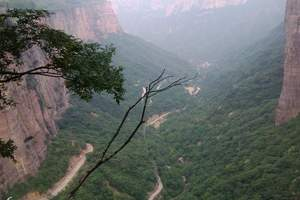 万仙山两日游/郑州附近好玩的两日游/暑期旅游/万仙山在哪儿