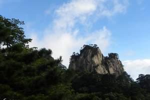 西安到黄山、杭州千岛湖双卧7日游(赠大闸蟹,住黄山山上)