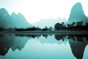 到广西亲子游、桂林、独秀峰、漓江、象鼻山双卧六日游