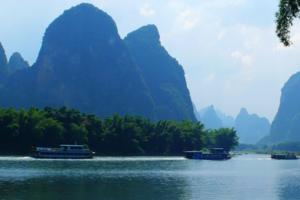 北京去广西旅游、象鼻山、大漓江、阳朔、古东瀑布、双飞四日