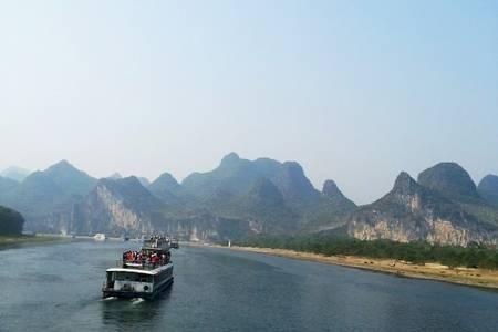 广西桂林山水3天2晚纯玩游(往返动车)-康辉国旅到桂林旅游