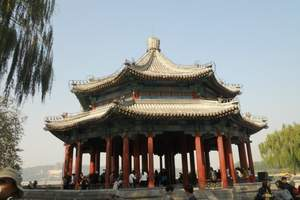 【西安到北京旅游线路】北京天津双卧六日游  纯玩无购物