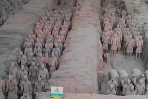 畅销:武汉到西安西安、兵马俑、延安、乾陵双卧七日游