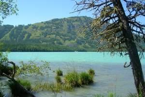 郑州直飞新疆吐鲁番、天山天池、胡杨林、喀纳斯、五彩滩8日游