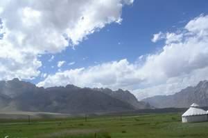 新疆南疆拼車庫爾勒羅布村寨胡楊林、庫車峽谷千佛洞喀什卡湖六日