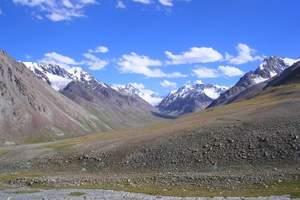 新疆喀什、卡湖、红其拉甫、中巴界碑、塔县、达瓦昆四日游