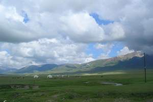 新疆那拉提大草原、赛里木湖、巴音布鲁克 双飞3日游