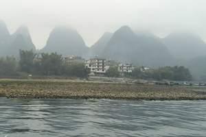 武汉到桂林、漓江、阳朔、象鼻山、银子岩高铁4天