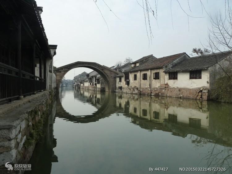 春节:C2纳福江南-华东五市+常州、南浔双飞五日游(纯玩)