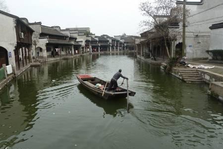 华东旅游【越游越幸福】华东五市+水乡双飞6日游