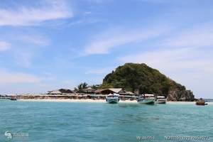 北京到泰国甲米普吉岛、斯米兰群岛浮潜、博森山庄5晚7日纯玩游