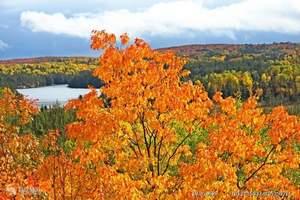 杭州出发加拿大枫叶季十日游 加拿大旅游必去_加拿大跟团旅行