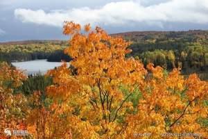 加拿大东西海岸+两大国家公园+魁北克+温哥华+多伦多12日游