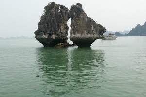 AAA南宁到越南旅游+下龙湾+河内4日游南宁旅行社首先四日游
