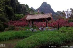 淄博到桂林、漓江、银子岩、龙脊、义江缘、印象刘三姐高铁5日游