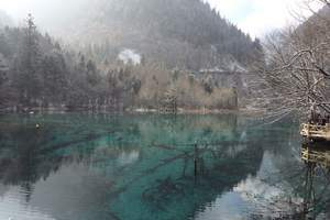 石家庄到成都、九寨、牟尼沟、民族村寨  双飛5日游