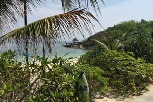 银川到三亚纯净双岛6日游