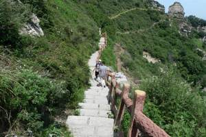 石家庄到白石山一日游费用 涞源白石山休闲旅游团