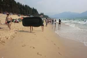 深圳南澳西冲纯玩二日游住民居、烧烤、野战|海滩休闲度假