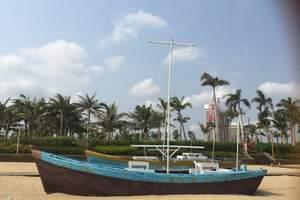 银川出发乐趣三亚海岛度假6日游<五晚豪华海景房>
