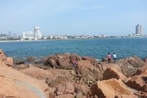 青岛市内威海蓬莱品质双动三日游【暑假济南去海边旅游团】