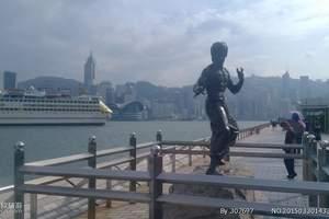 惠州到香港美食观光半自助一天游(纯玩)