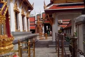 曼谷、芭堤雅、富贵黄金屋、沙美岛  ——深度泰国双飞7日游