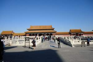 宁波北仑到【北京纯玩休闲双高五日游]】北京旅游价格|旅游攻略