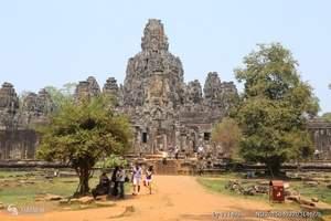 赣州出发到柬埔寨吴哥窟双飞六日游
