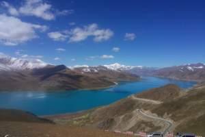 【西藏全景十二日游】银川到布达拉宫、扎基寺、纳木错12日游
