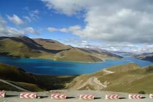 西藏-拉萨,大昭寺,林芝,苯日神山,羊湖,纳木错双卧11日游