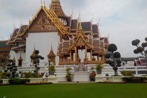 西安到泰国旅游价格 泰国高端体验双飞七日游 奢华五星级大酒店