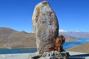 【西藏羊卓雍措二日游—星空与篝火下的辉映/火锅露营晚会】