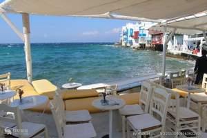 希腊旅游攻略_雅典+圣托里尼10日半自助跟团旅游_悬崖酒店