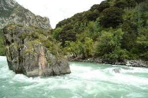 拉萨林芝雅鲁藏布大峡谷6日游
