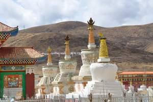 【自驾游】广元到四姑娘山、丹巴甲居藏寨、色达5日自驾游