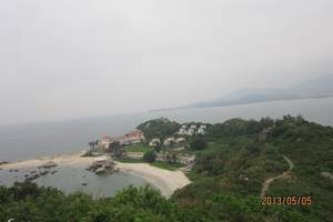 北京到廣東旅游  巽寮灣養生度假雙臥9日、15日、20日游