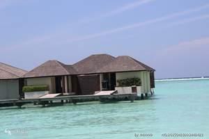 马尔代夫,安嘎嘎岛,2沙2水,一价全包,全含价自由行